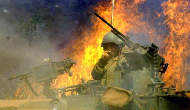 2006 Lebanon War - Israeli Soldier Photo
